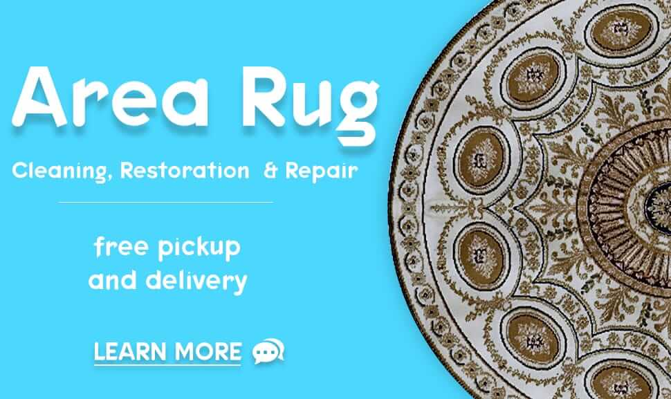 Area Rug Cleaning Services in Manhattan