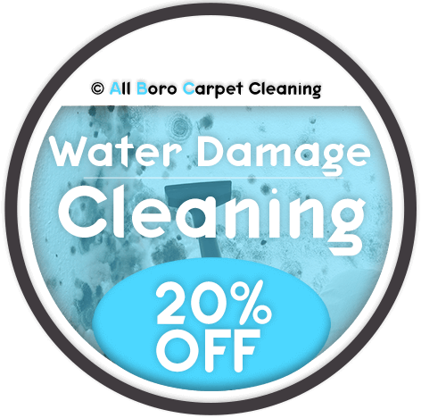 Water Damage Cleaning - Manhattan