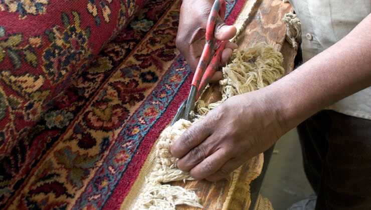 Rug Repair - Manhattan
