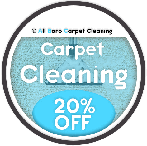 Carpet Cleaning Special - Manhattan