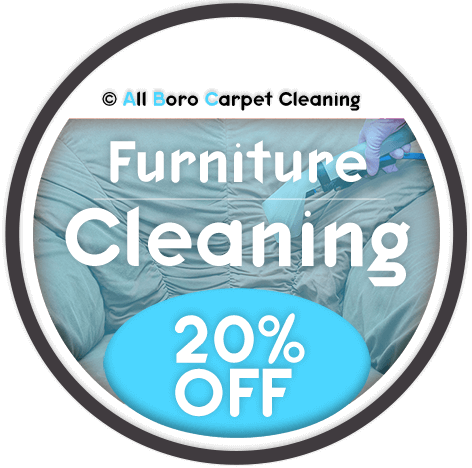 All Boro Carpet Cleaning - Furniture Cleaning Special