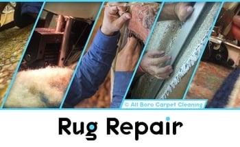 Rug Repair | Manhattan