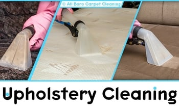 Upholstery Cleaning - Manhattan