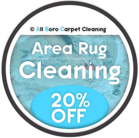 Area Rug Cleaning Discount - Manhattan