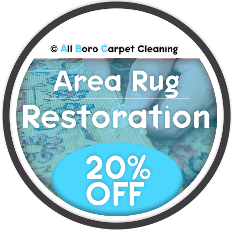 Area Rug Restoration Discount - Manhattan