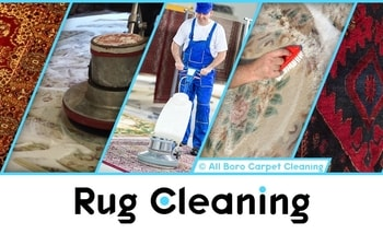 Area and Oriental Rug Cleaning - Manhattan